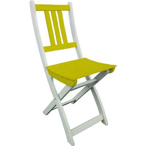 chaise vert anis chaise de jardin en bois burano vert anis doux leroy merlin