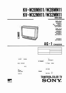 Sony Kvw32mn21