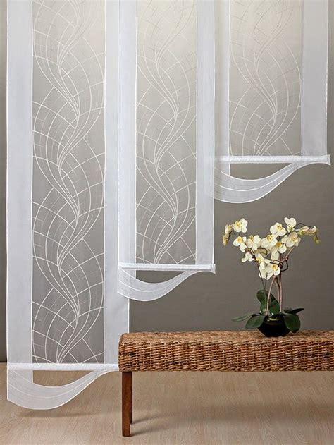 Gardinen Dekorationsvorschläge Modern by Fl 228 Chenvorhang Paneel Schiebevorhang Mit Welle Behang