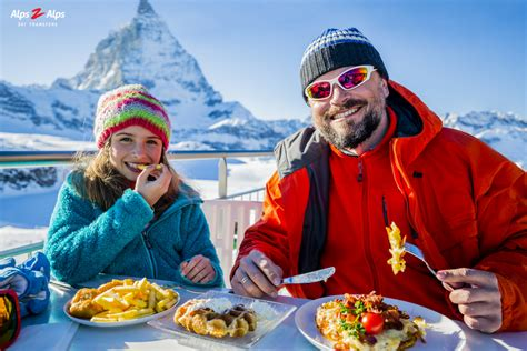 ski cuisine top 10 mountain dishes to try when skiing in alps