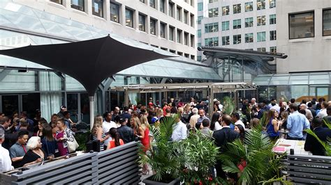 On The Patio by 7 Toronto Patios For Summerlicious Dining