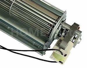 New Hongso Replacement Fireplace Fan Blower For Heat Surge