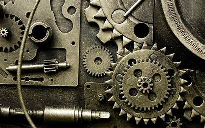 Gears Background Machine Abstract Metal Wallpaperup Pattern