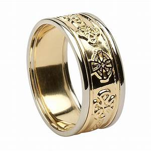 Pics for gt wedding ring for men gold for Wedding rings for men