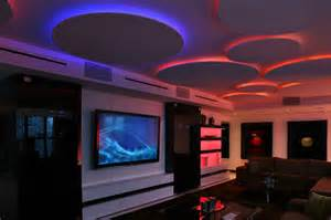 Light Fixtures Cheap by Miami Penthouse Mancave Gameroom Led Lighting