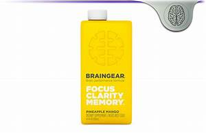Braingear Brain Performance Formula Review