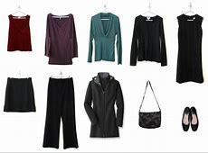 Minimalist Style The 10Item Capsule Wardrobe HuffPost