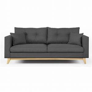 canape york achat vente canape york pas cher cdiscount With canapé 3 places tissu convertible