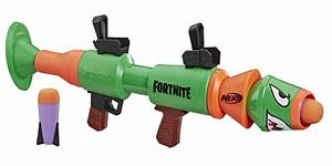 The latest 'Fortnite' Nerf guns include a rocket launcher ...