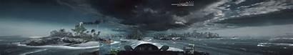 7680 Doom 1440p Battlefield 1440 Monitor Triple