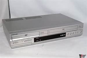 Sony Dvd Vcr Player Combo