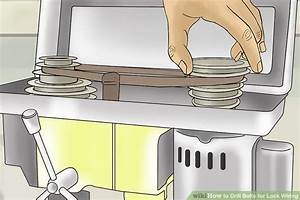 How To Drill Bolts For Lock Wiring  With Pictures