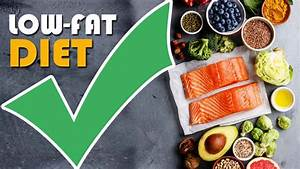 What To Eat And How To Cook It If You Are On A Low Fat