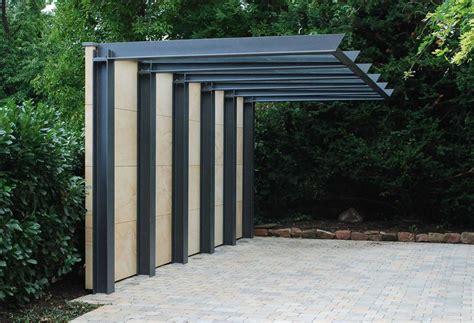 carport aus stahl carport architektenstudio melzer