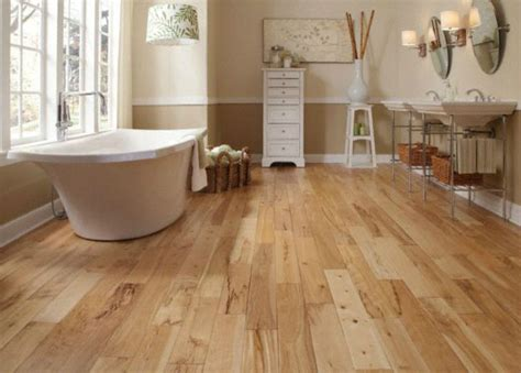 The Natural Artistic Of Using Birch Hardwood Flooring