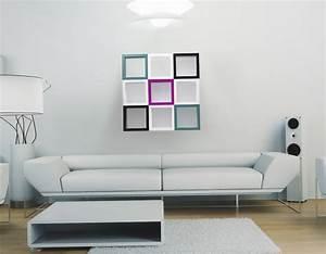 Wall shelving ideas for living room shelves