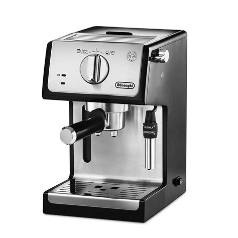 delonghi traditional pump espresso cappuccino coffee