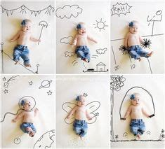 baby photo ideas  pinterest  birthday