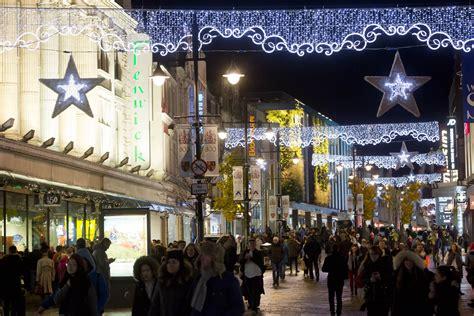 countdown begins to newcastle s lights switch on newcastle magazine - Newcastle Northumberland Street Christmas