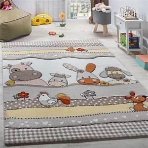 Tapis Pour Chambre Enfant : tapis pour enfants chambre d 39 enfant animaux de la tapis24 ~ Melissatoandfro.com Idées de Décoration