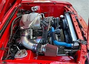1990 Ford Mustang LX Coupe Notchback Flawless Engine bay - Classic Ford Mustang 1990 for sale