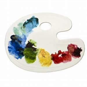 Artist's Palette Tray – The Museum & Garden Shop at Newfields