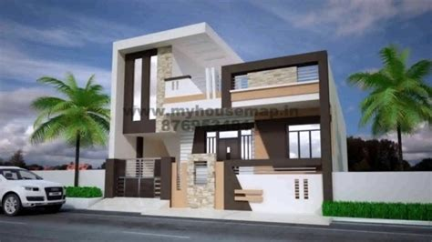 latest home front elevation house floor plans
