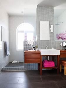 Salle De Bain Image : photos carrelages de salle de bain maison et demeure ~ Melissatoandfro.com Idées de Décoration
