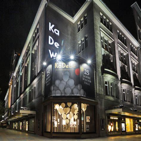Kdw In Berlin by Luxusshopping Im Kaufhaus Des Westens Berlin Creme Guides
