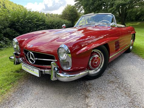 Every used car for sale comes with a free carfax report. Used 2003 Red Mercedes-Benz 300SL for sale   PistonHeads