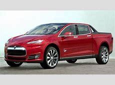 Tesla Model U Pickup Can you imagine a new look? Specs
