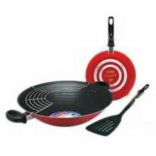 Selalu gunakan pengaduk masakan atau spatula yang terbuat. Merawat Teflon Maxim / Tips Supaya Wajan Teflon Tetap Awet ...
