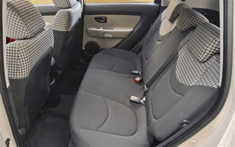 Service Manual [removing Back Seat On A 2010 Kia Soul