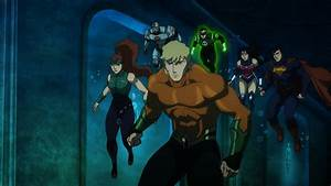 Justice League:Throne of Atlantis review