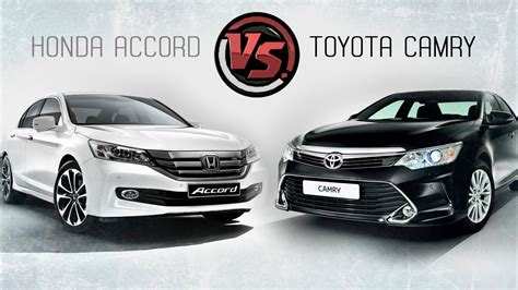 Toyota Vs Honda by 2hp Toyota Camry Vs Honda Accord