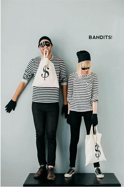 Costume Couples Bandit Check Costumes Easy Really