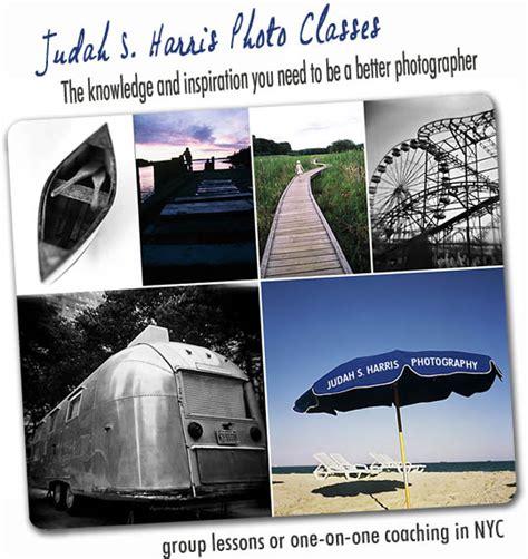 Photo Classes With Judah S Harris
