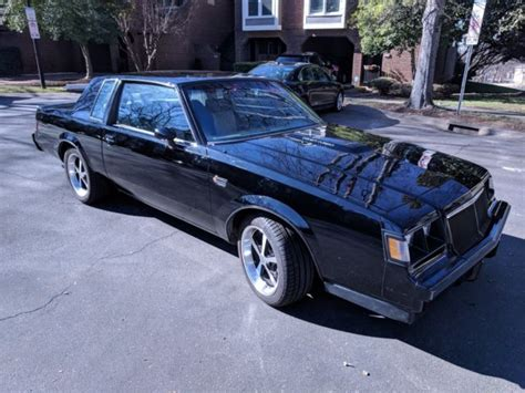 Buick Grand National Parts by Beautiful Car With Performance And Handling Mods All