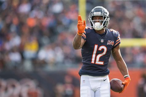 Fantasy Football Targets Leaders: Allen Robinson leads all ...