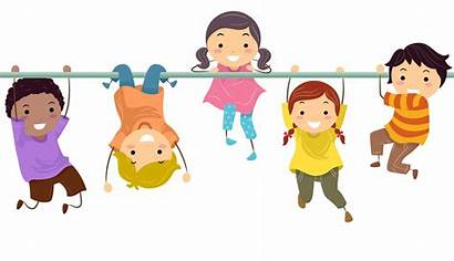 Physical Activity Children Child Exercising Playing Physiotherapy