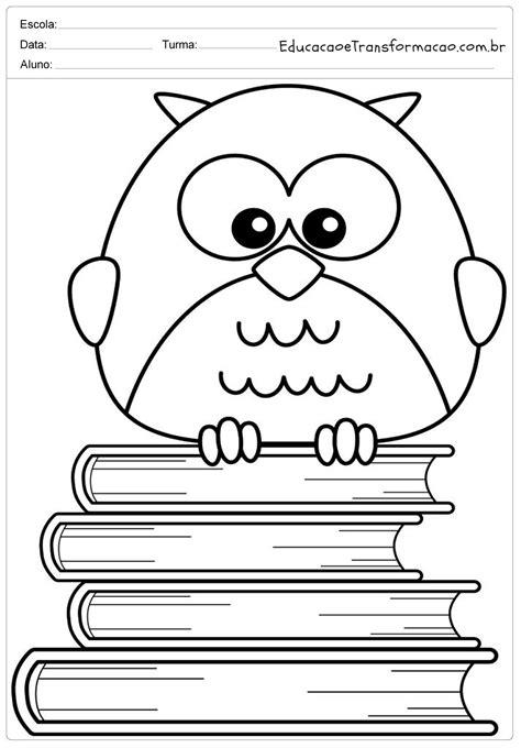 lada da disegno molde coruja ou feltro desenhos para imprimir e