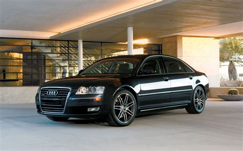 Audi A8 L Backgrounds by Audi A8 A8l 4 2 W12 S8 Quattro Free Widescreen