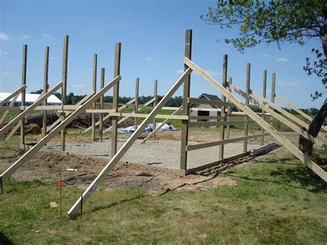 24? x 30? Pole Barn Garage ? Hicksville, Ohio