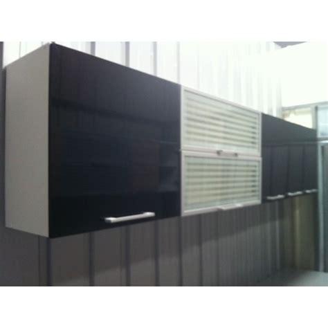meubles cuisines pas cher cuisine discount 2m60 en kit coloris coloris noir