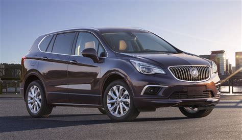 Show All Buick Models by 2015 Buick Envision Revealed In At Chengdu Auto Show
