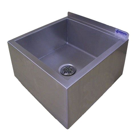 stainless steel mop sink griffin products um series 23x23 stainless steel floor