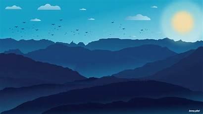 Landscape Illustrator Adobe Speedart Vectorified