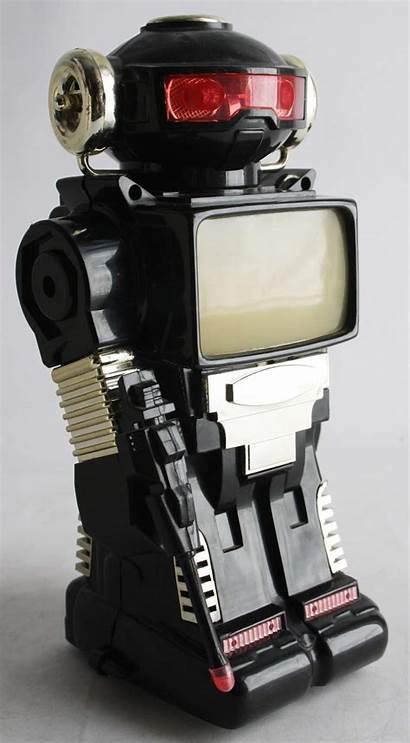Robot Tv Electronic Industrial Robots Rob Seng