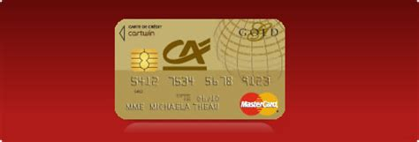 crdit agricole atlantique vende gold mastercard cartwin