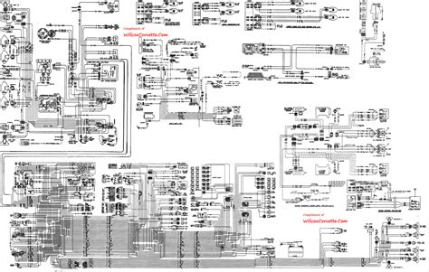 C3 Corvette Electrical Wiring by 1979 Corvette Tracer Wiring Diagram Tracer Schematic